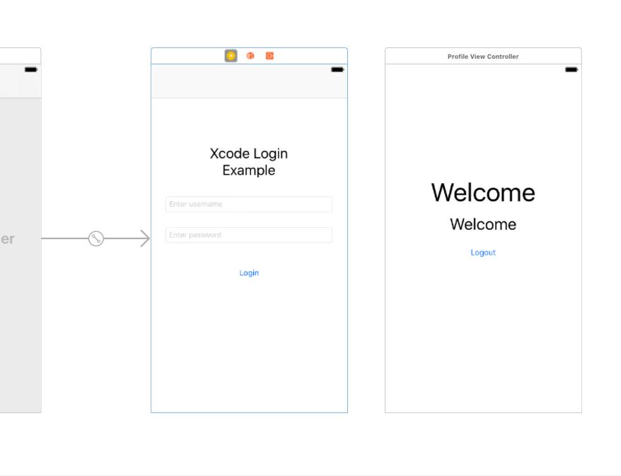 2 factor login screen example