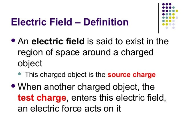 what is an example of a field force