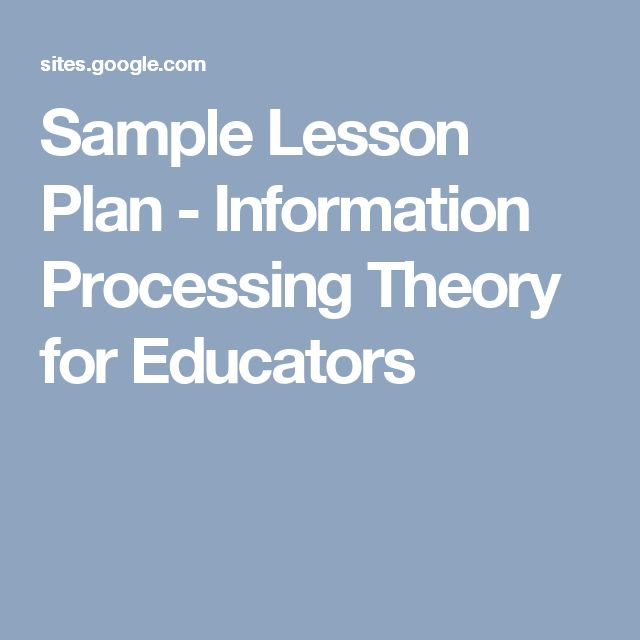 social information processing theory example