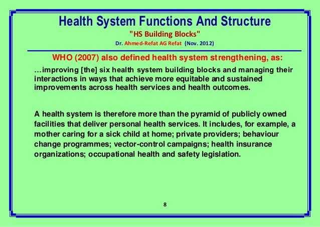 example of vertical health program
