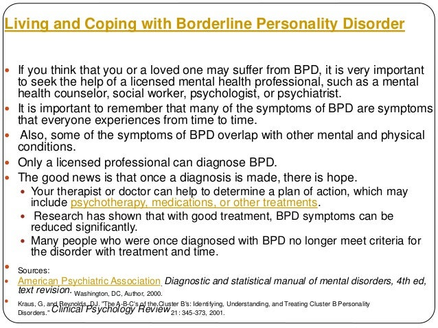 borderline personality disorder case file example