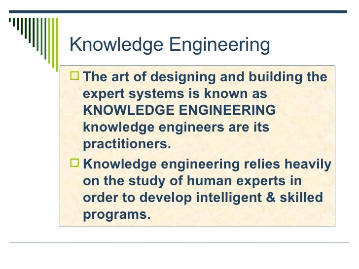 knowledge based expert system example