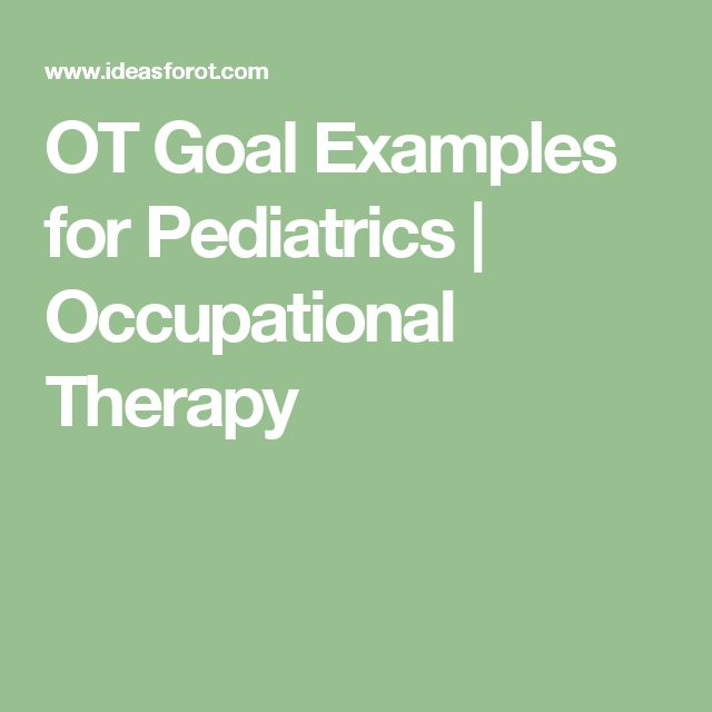 example of status report occupational therapy