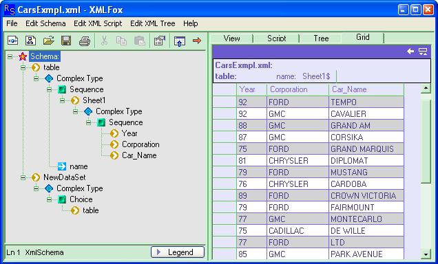 perl xml parser example script