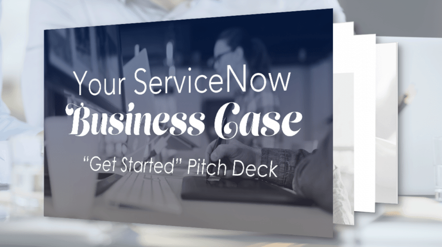 how to build a business case example