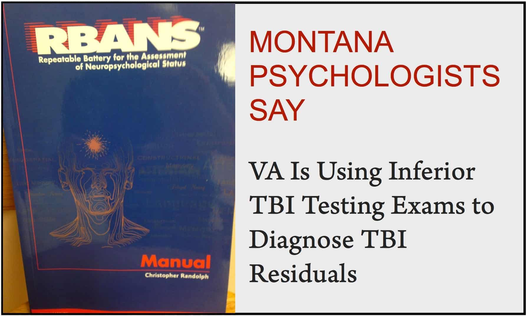 example of a tbi neuropsychological report