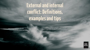 which is an example of external conflict