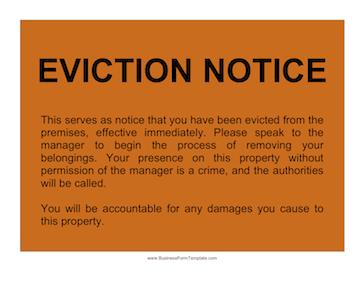 written notice of pleading example