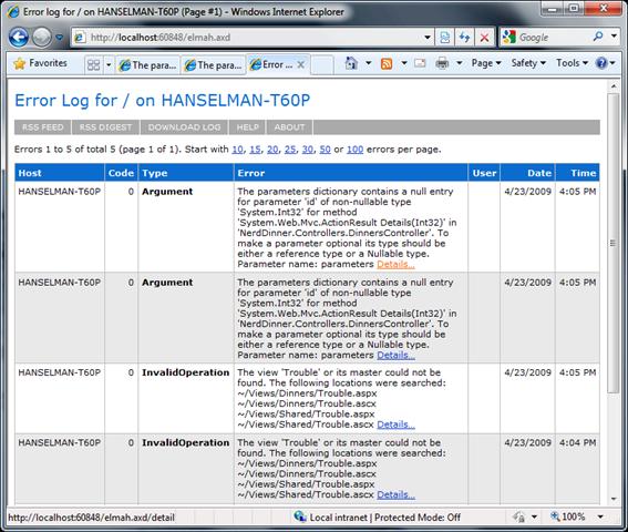 asp.net http module statistics example