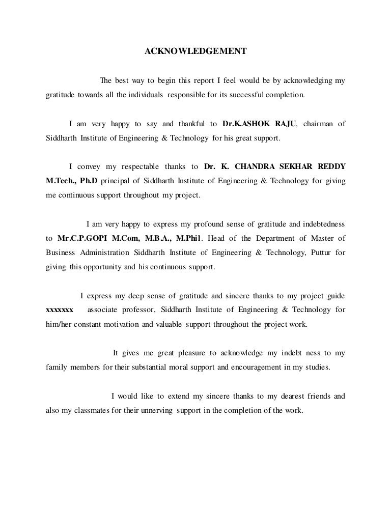 example of acknowledgement in research paper pdf