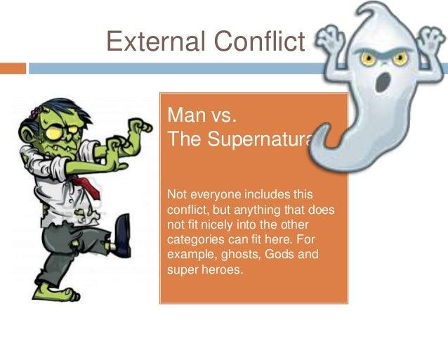 description of a man example