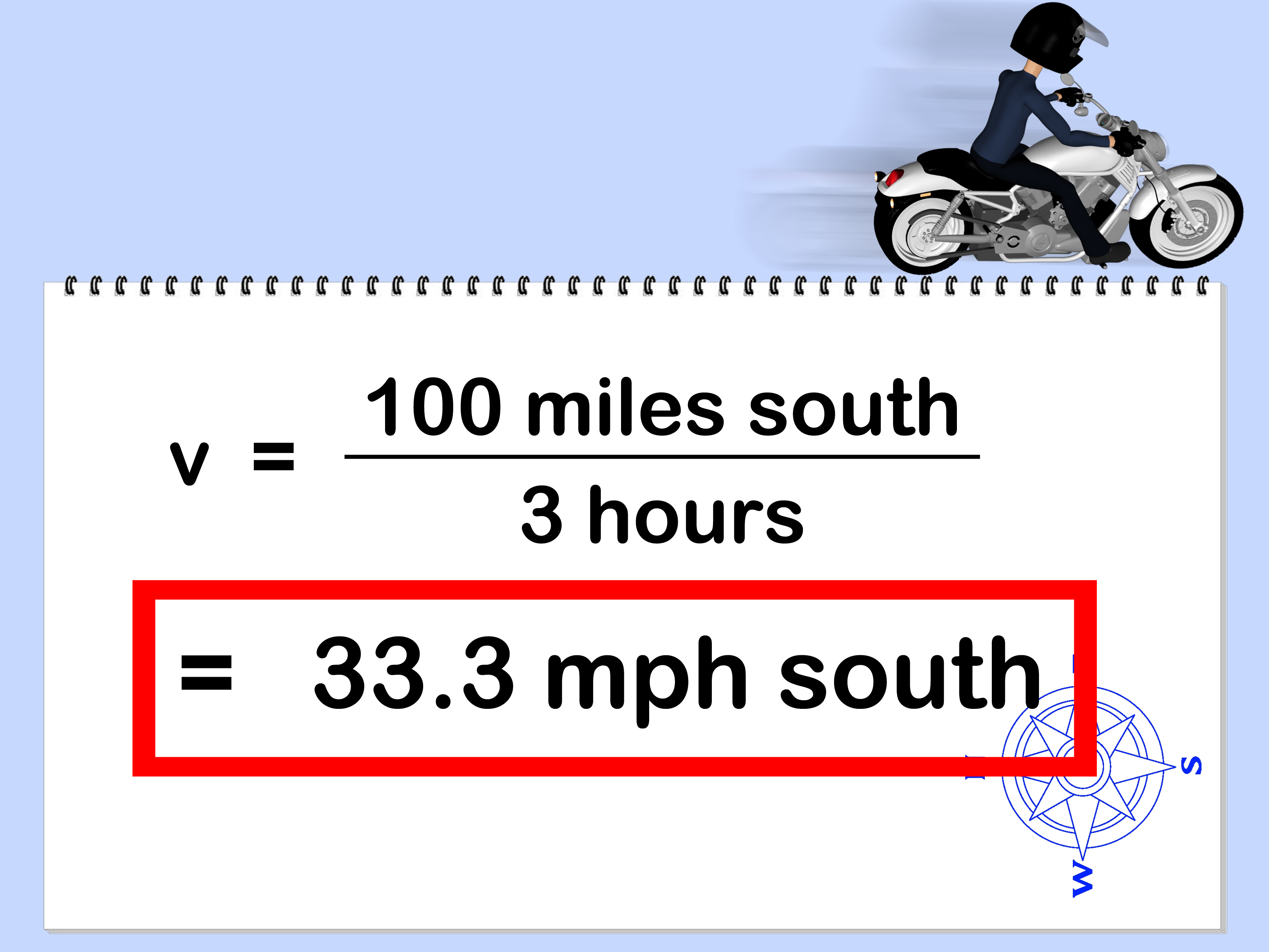 average speed definition and example