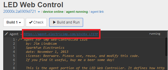 electric imp http request example