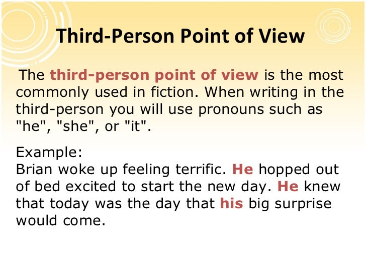 example of excerpt in literature