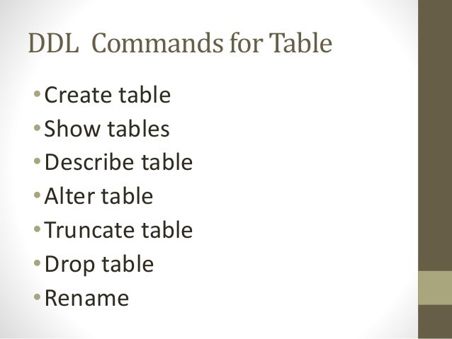 mysql alter table drop index example