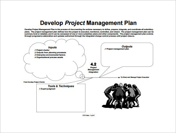 quality management plan example pdf