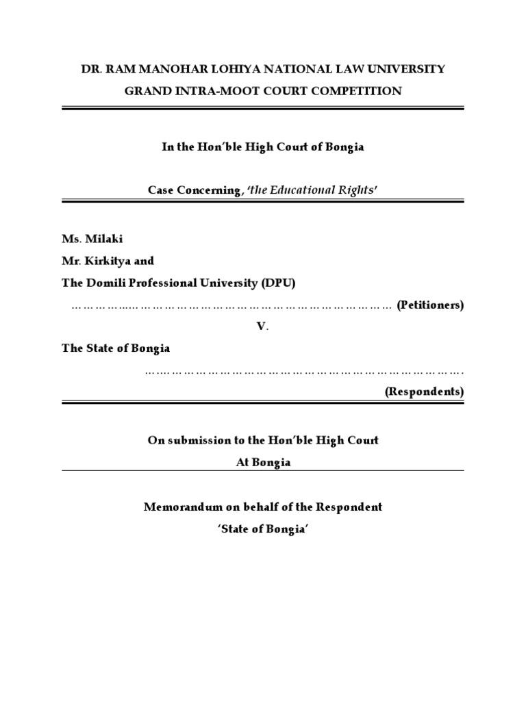 sa supreme court front sheet example